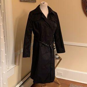 Michael Michael Kors Rain Trench Coat in Medium